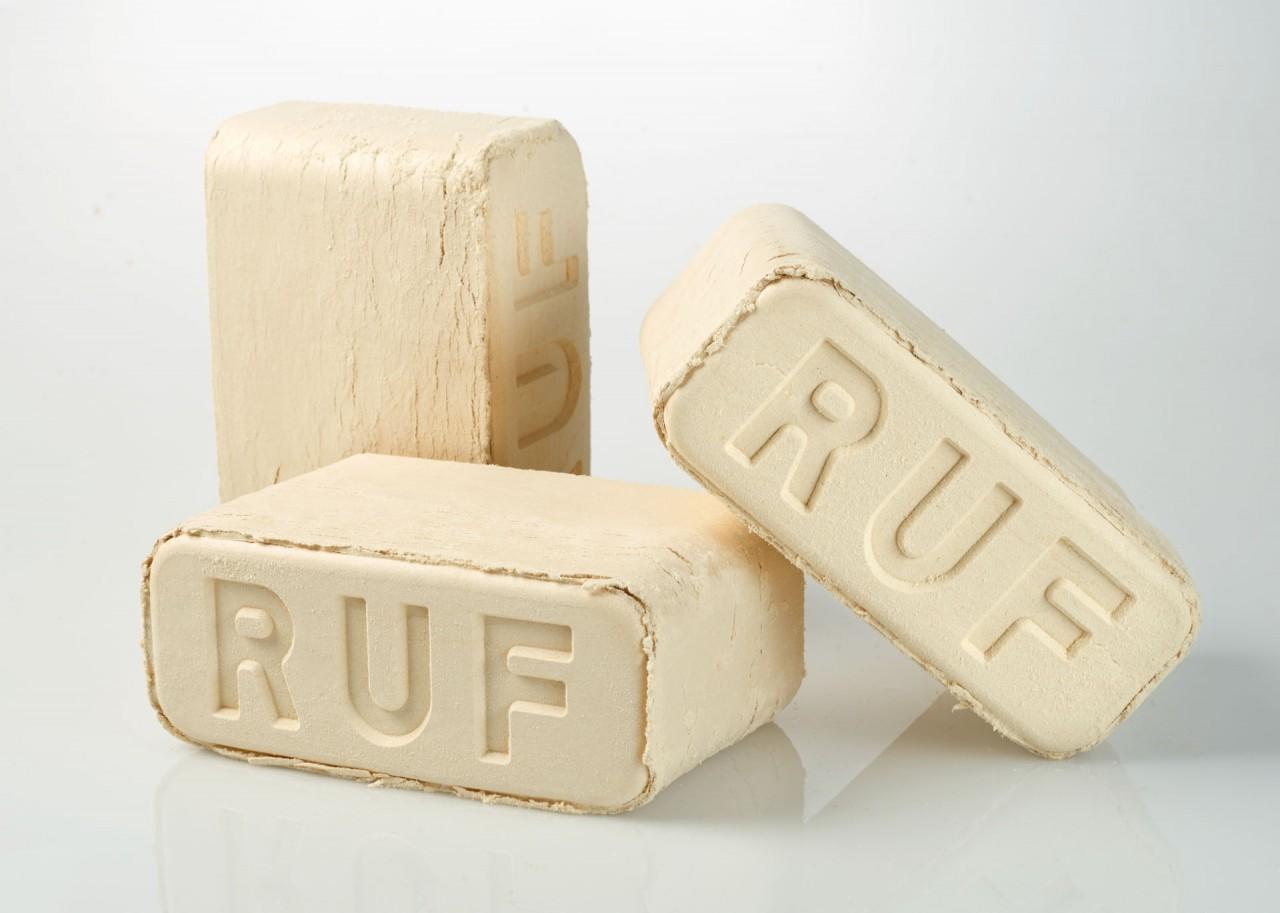 Sommerpreis bis 30.04.20 Hartholzbriketts RUF Vulcano Premium Qualität auf Palette