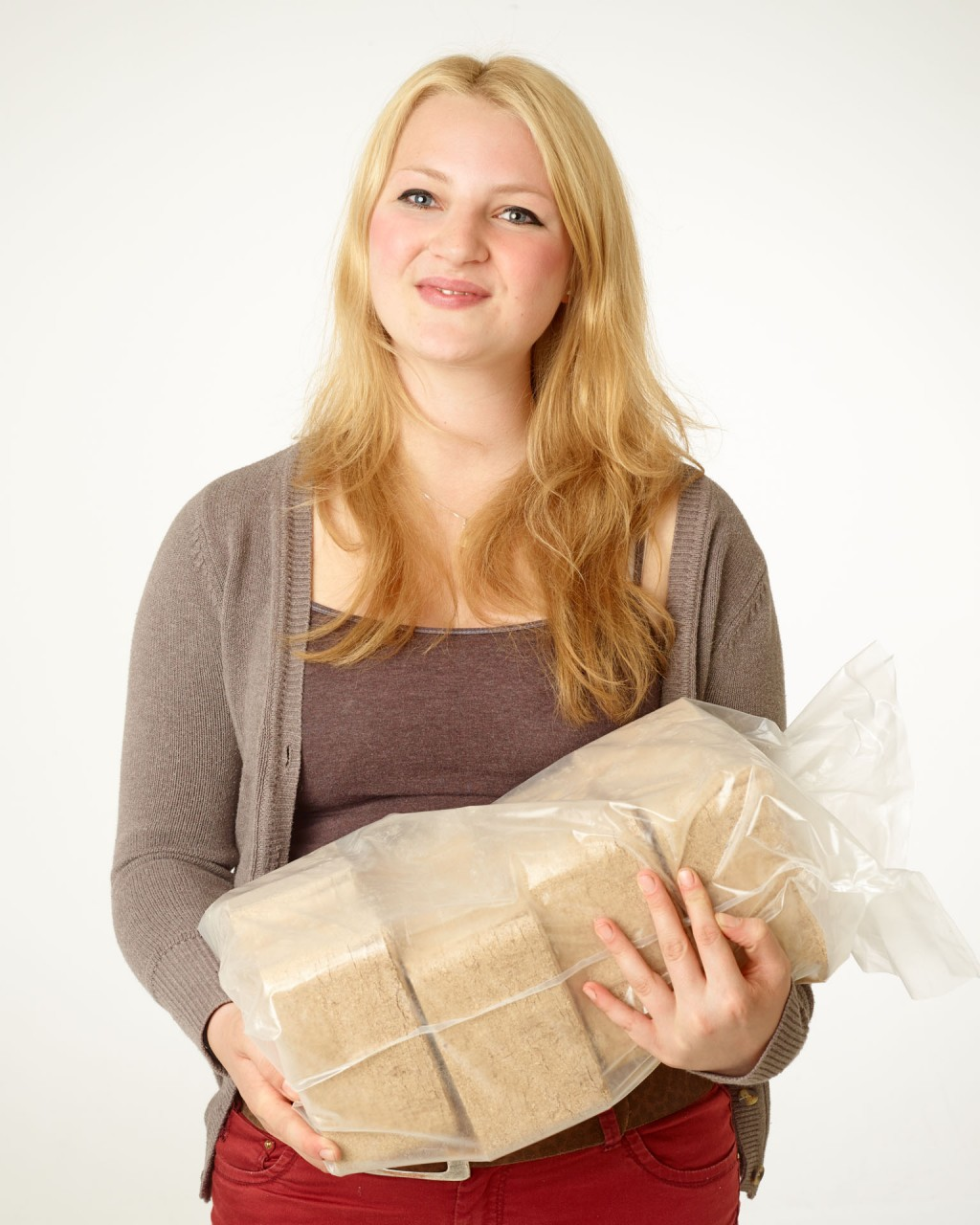 Holzbriketts Vulcano RUF Premium Qualität aus Hartholz 10 kg Testpaket
